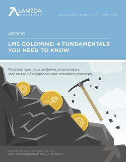 LMS Goldmine 4 Fundamentals You Need To Know Cover